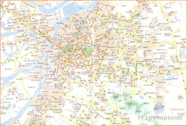 Dongguan Guide Map - Dongguan