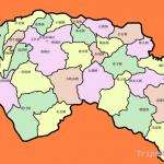 Dongguan Map In English