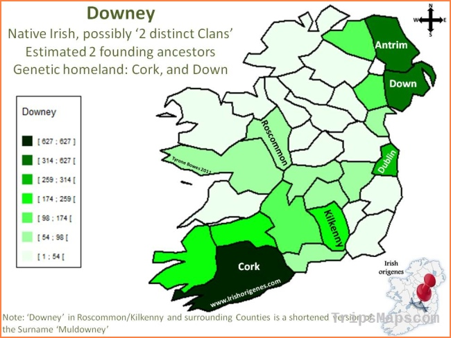 Downey | Irish Origenes: Use Family Tree DNA to Discover Your