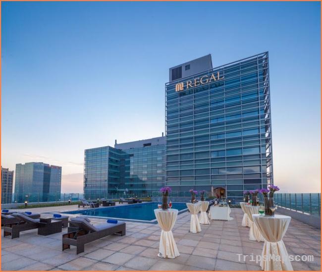 Foshan Regal Financial Center Hotel, China