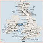 The Best of the British Isles map