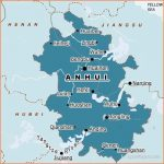 Anhui map China ,Anhui travel maps,the map of Anhui Province,anhui