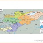 Maps of Kyrgyzstan | Collection of maps of Kyrgyzstan