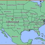 Where is Lakewood, CO? / Lakewood, Colorado Map