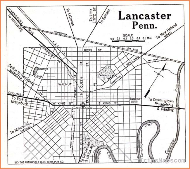 Pennsylvania Maps - Perry-Castañeda Map Collection