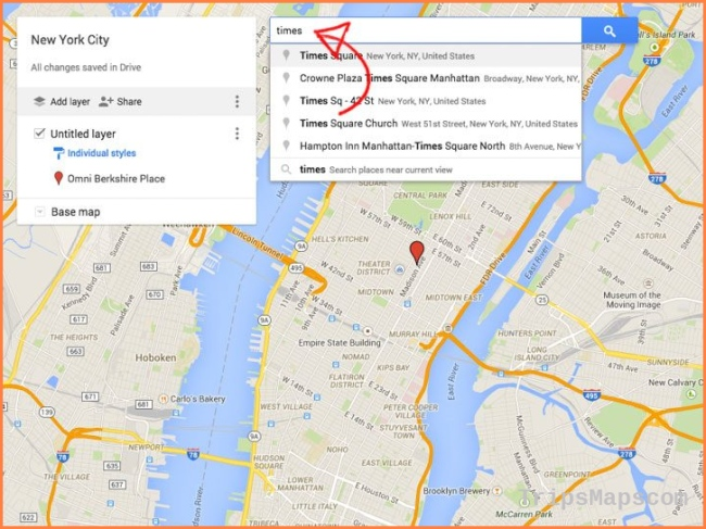 How to Create a Custom Travel Map with Google Maps