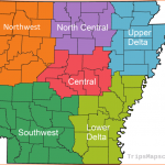 List of cities and towns in Arkansas