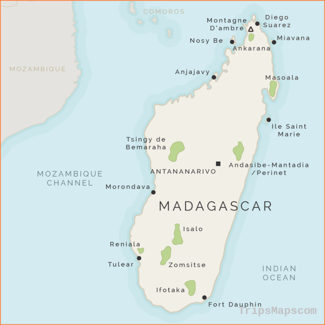 Madagascar Holidays | Madagascar Packages with Africa Odyssey