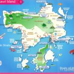 Large Langkawi Maps for Free Download and Print