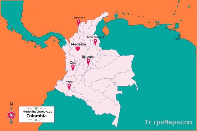 Medellin Factfile