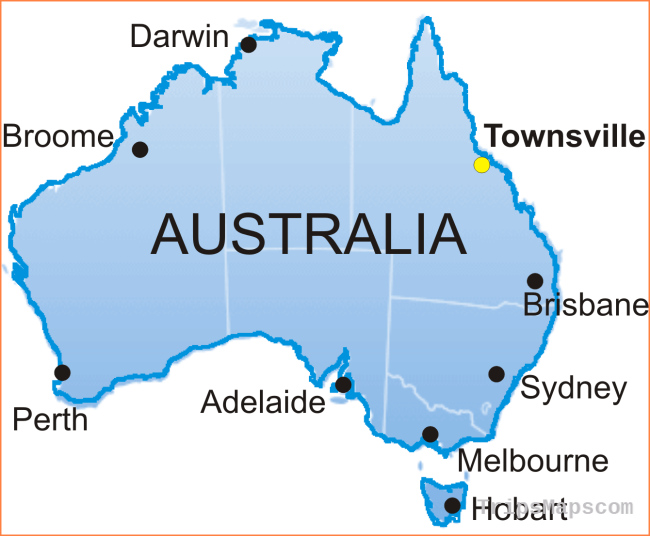 Australia Melbourne Map.Map Of Melbourne Australia Where Is Melbourne Australia