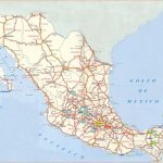 Maps Of Mexico | Detailed Map Of Mexico In English