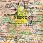 Mexico Road Maps | Detailed Travel Tourist Driving