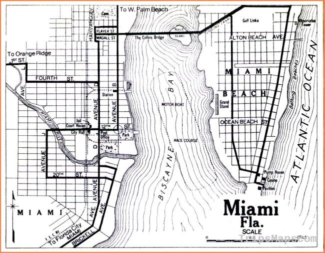 Florida Maps - Perry-Castañeda Map Collection