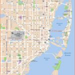Large Miami Maps for Free Download and Print