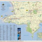 Uruguay Travel Map & City Map of Montevideo
