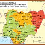 Nigeria travel advice