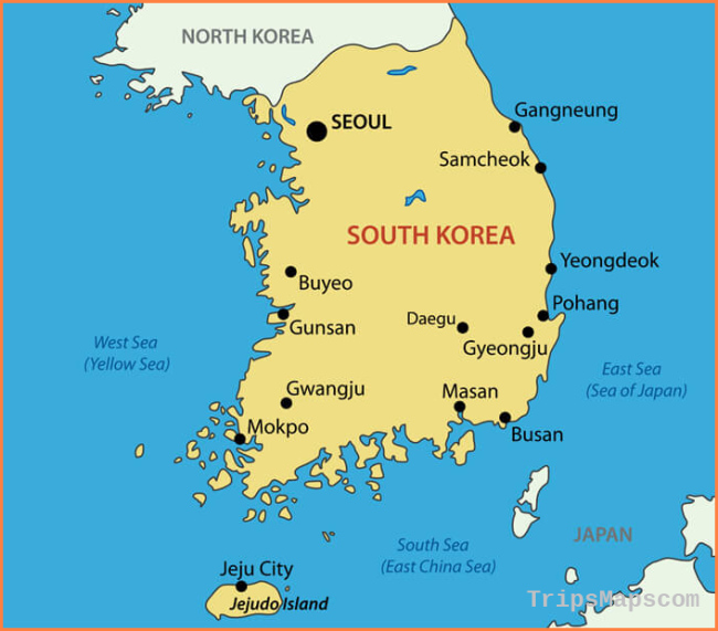South Korea Facts for Kids