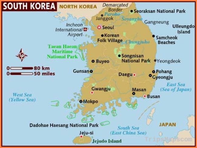 Map Of North Korea Where Is North Korea North Korea Map English