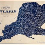 Ontario: On the Map