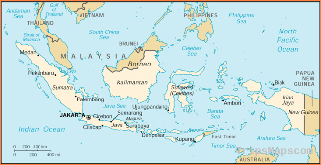 Map of Palembang Indonesia - Where is Palembang Indonesia ...
