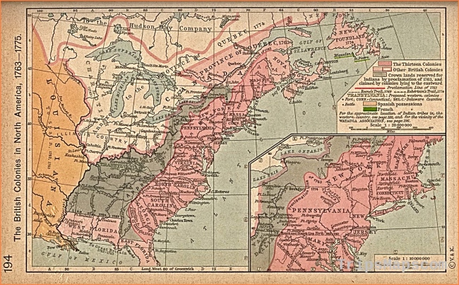 Americas Historical Maps - Perry-Castañeda Map Collection