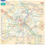 Paris Metro Map – The Paris Pass