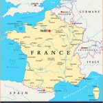 France Map Stock Photos & France Map Stock Images
