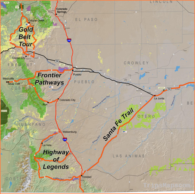 Byway Maps