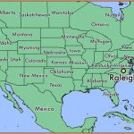 Where is Raleigh, NC? / Raleigh, North Carolina Map