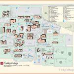 Rancho Cucamonga Campus Maps