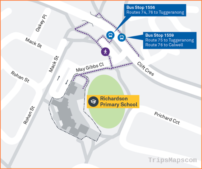 Richardson Primary School - Transport Canberra