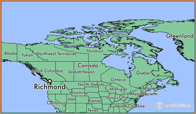Where is Richmond, BC? / Richmond, British Columbia Map