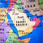 Saudi Arabia Map Maps Stock Photos & Saudi Arabia Map Maps Stock
