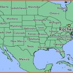 Where is Rochester, NY? / Rochester, New York Map