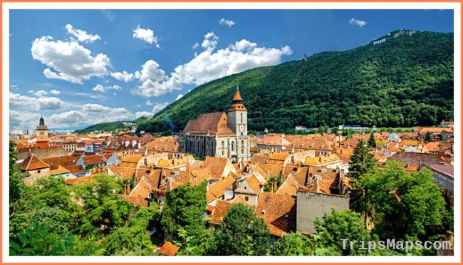 BRASOV – Romania, Travel and Tourism Information