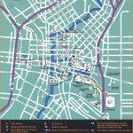 Tourist map of San Antonio - San Antonio tourist attractions map