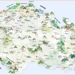 Maps of Czech Republic | Detailed map of the Czech Republic in