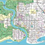 A full map of the Simpson's Springfield