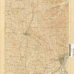 Missouri Historical Topographic Maps - Perry-Castañeda Map