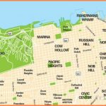 San Francisco Maps for Visitors - Bay City Guide