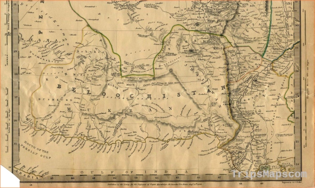 The Tajikistan Update - Historical Maps of Central Asia