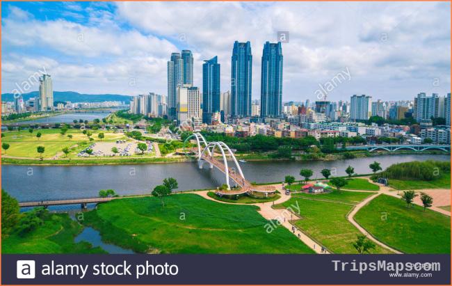 City Ulsan Stock Photos & City Ulsan Stock Images