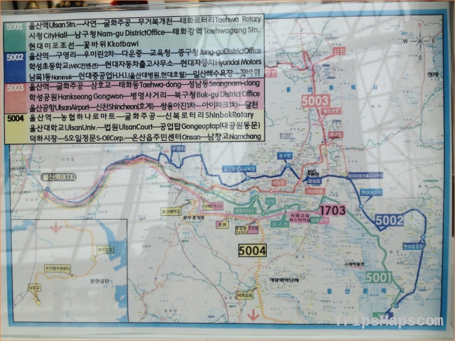 Incheon Airport to Ulsan by KTX – a Step by Step Guide