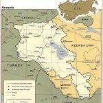 Armenia Maps   Printable Maps of Armenia for Download