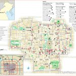 Beijing maps - Top tourist attractions - Free, printable city street map