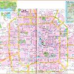 Beijing City Map, Beijing Map in English, Map of Beijing China