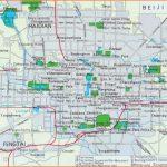 Beijing City Map, Beijing Map