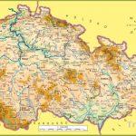 Czech republic on map - Map Czech republic