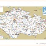 Maps of Czech Republic   Collection of maps of Czech Republic